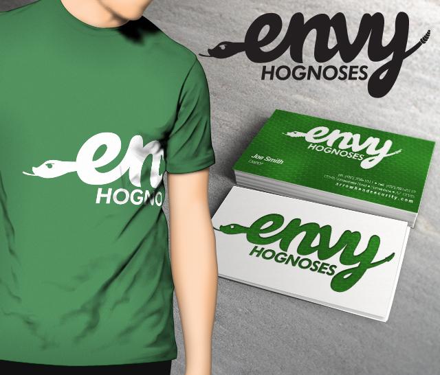 Envy Hognoses