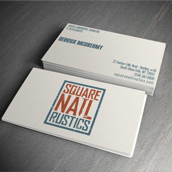Square Nail Rustics