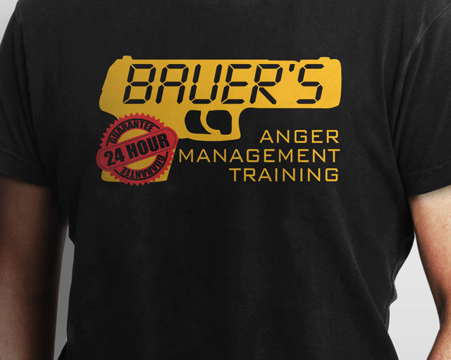 Bauer's Anger Management
