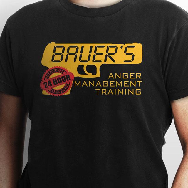 Bauer's Anger Management