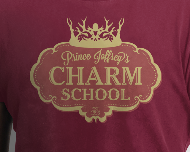 Prince Joffrey's Charm School