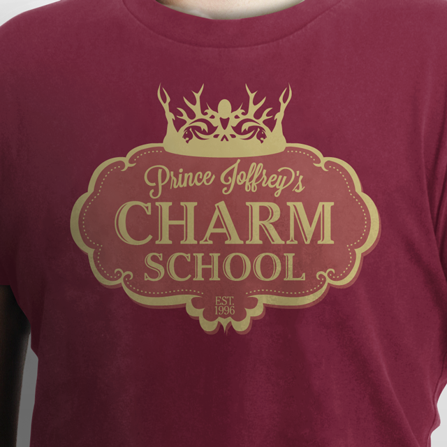 game of thrones prince joffrey funny t-shirt