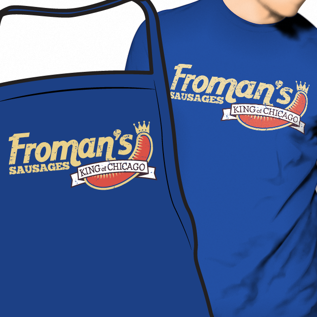 Froman's Sausages - Abe Froman Sausage King of Chicago