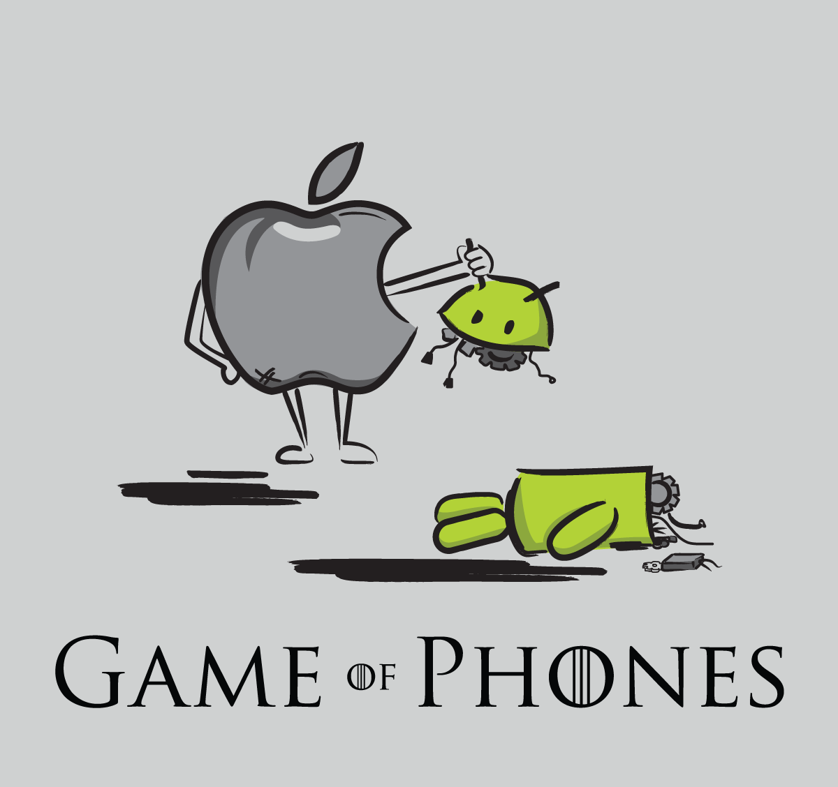 Game of Phones v2