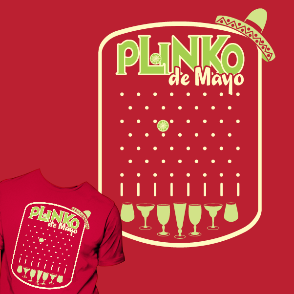funny price is right plinko shirt cinco de mayo