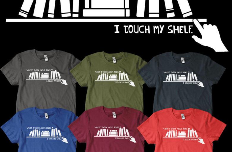 I Touch My Shelf