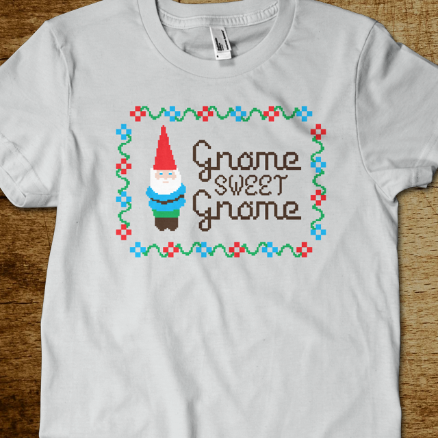 gnome lover shirt funny