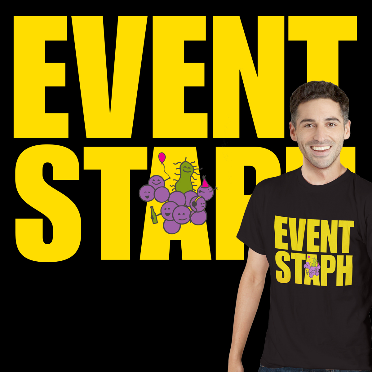 funny event staph staff shirt